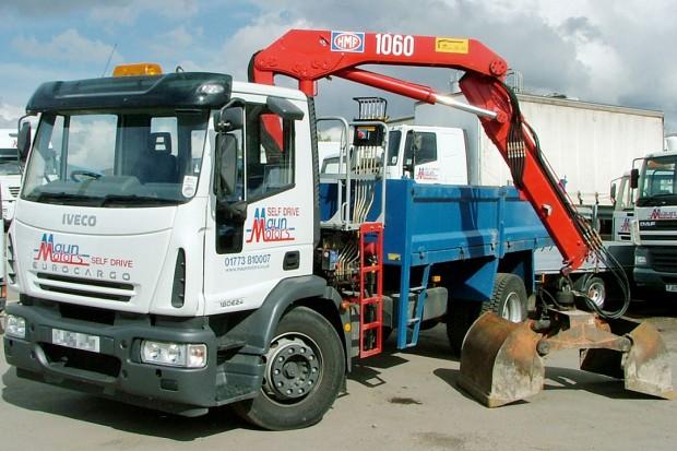 18 tonne Muckaway Tipper Grab 03