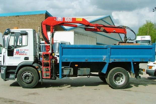 18 tonne Muckaway Tipper Grab 04