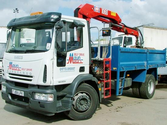18 tonne Muckaway Tipper Grab 05