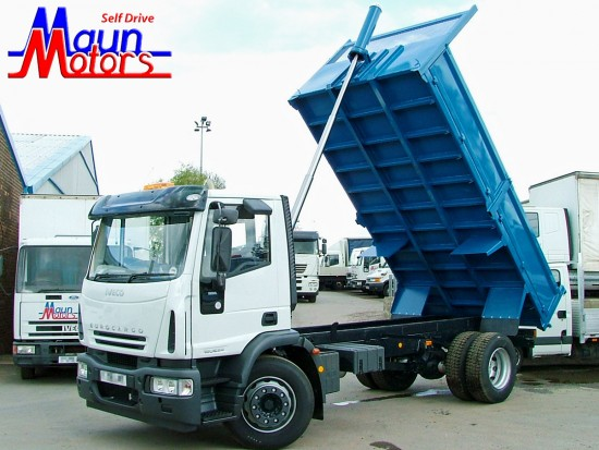 18 tonne Tipper Lorry Rental 02