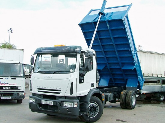 18 tonne Tipper Lorry Rental 03