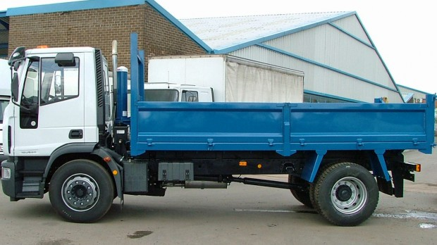18 tonne Tipper Lorry Rental 04