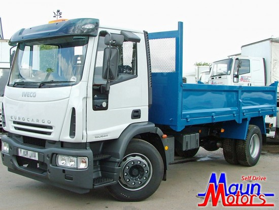 18 tonne Tipper Lorry Rental