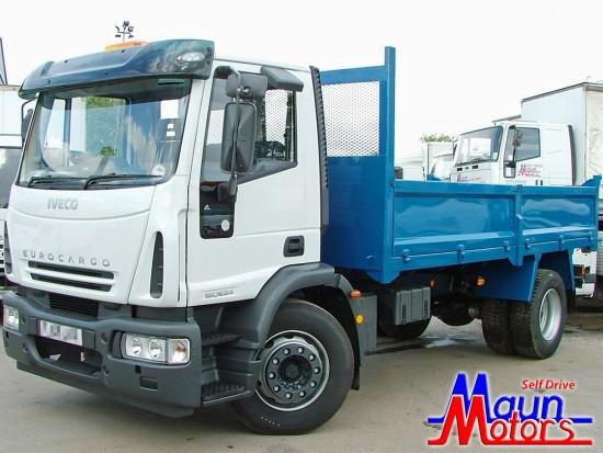 18 tonne Tipper Lorry Rental