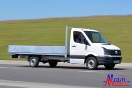 Dropside 3.5 tonne Vans