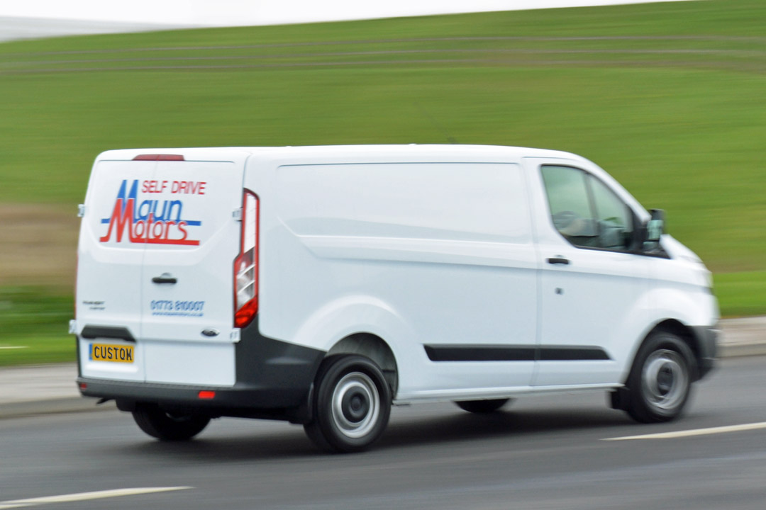 Long Term Van Rental
