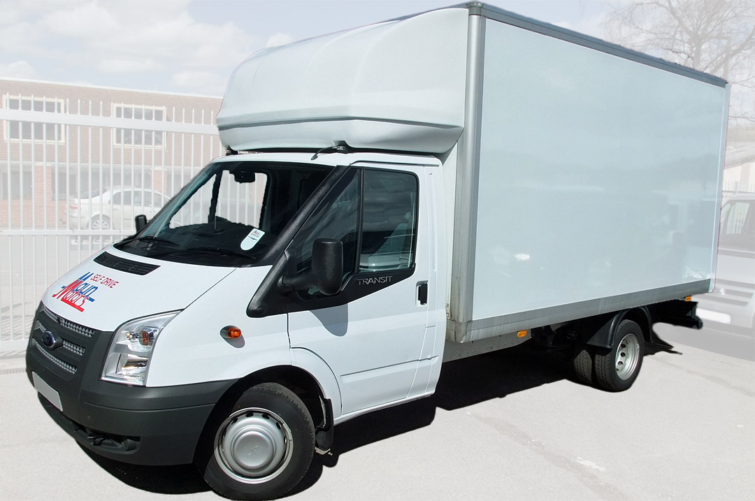 Luton Box Van