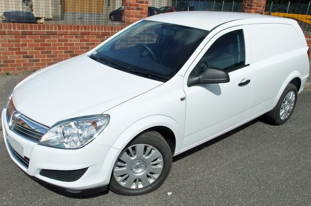 Vauxhall Astra Car-Derived Van Hire 01