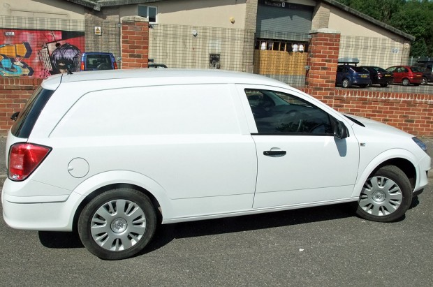 Vauxhall Astra Car-Derived Van Hire 03