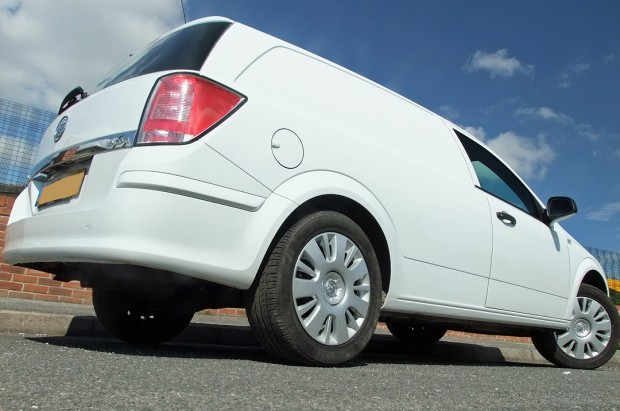 Vauxhall Astra Car-Derived Van Hire 04