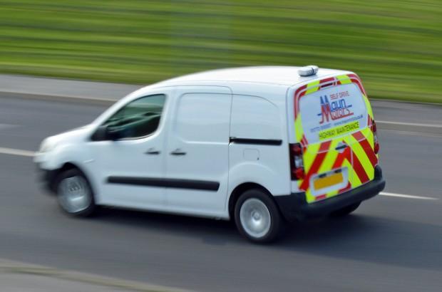 Highway Maintenance Van Rental, self drive