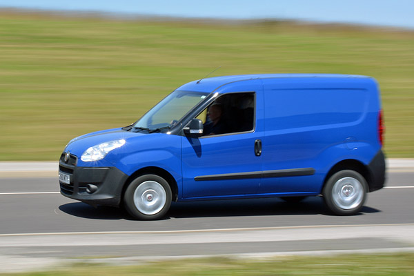 Van Hire - Small Panel Van - e.g. Connect, Berlingo, Kangoo