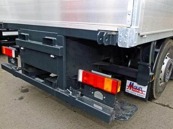 26 tonne Moffett Dropside Day Cab Rental 19