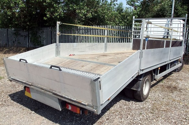 7-5t Beavertail Lorry Rental 06