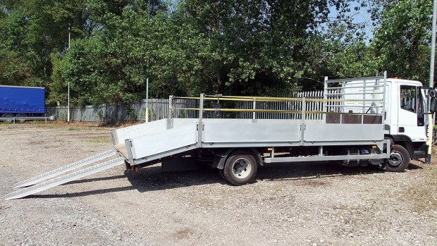 7-5t Beavertail Lorry Rental 15