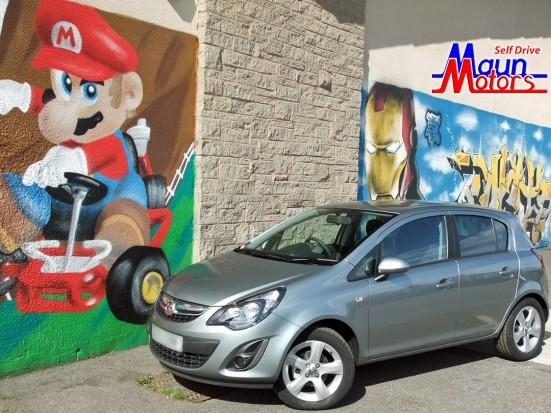 Hatchback Rental Car 5-Door