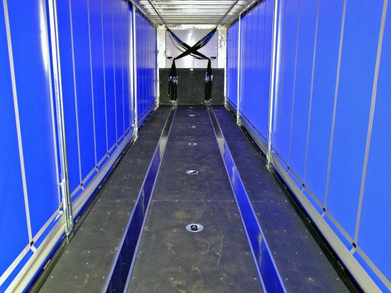 Curtain Side Trailer Hire - Tri-Axle 40 foot Trailer Rental 22