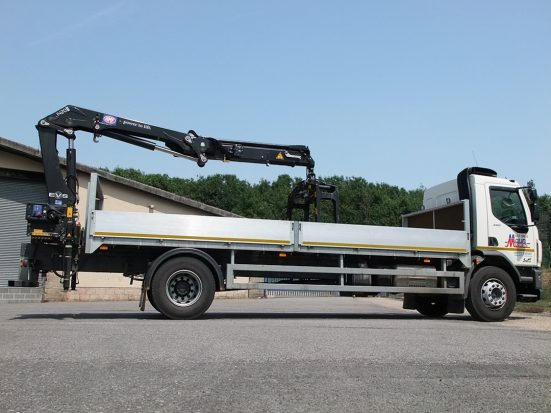 DAF LF 18t Rear Mount Dropside with HMF_11