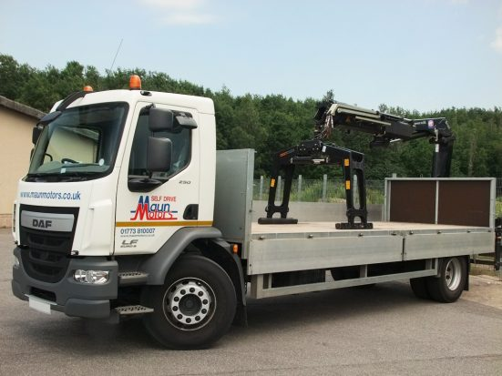 DAF LF 18t Rear Mount Dropside with HMF_17