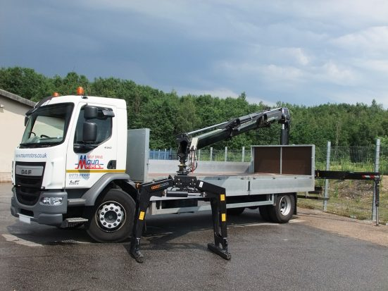 DAF LF 18t Rear Mount Dropside with HMF_22