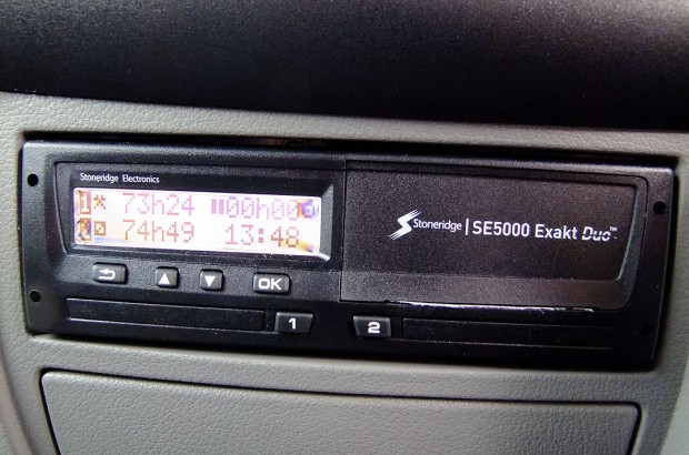 Dropside Tail Lift Towbar Tachograph 3T Rental 10