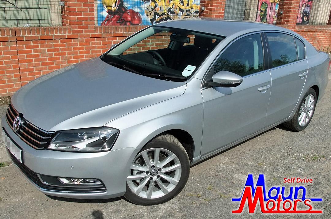 Luxury car rental from Maun Motors Self Drive