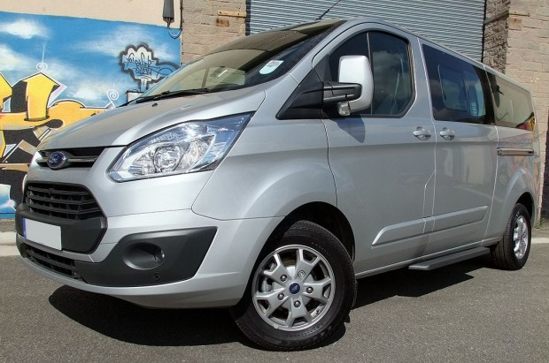 Ford Tourneo Custom 9 Seat Rental 02