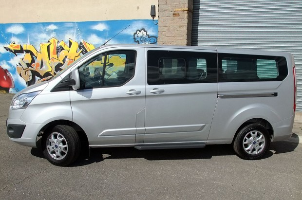 Ford Tourneo Custom 9 Seat Rental 03