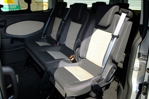 Ford Tourneo Custom 9 Seat Rental 05