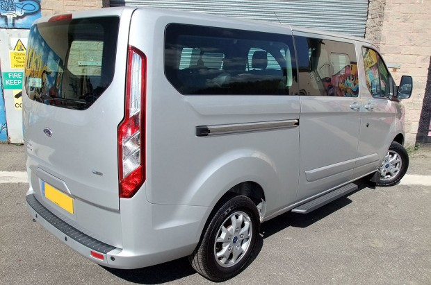 Ford Tourneo Custom 9 Seat Rental 09