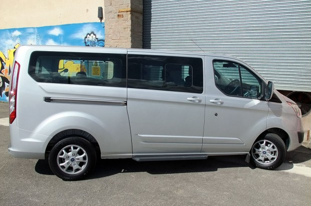 Ford Tourneo Custom 9 Seat Rental 10