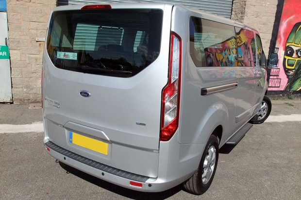 Ford Tourneo Custom 9 Seat Rental 11
