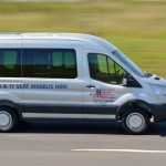 12 Seat Minibus Hire from Maun Motors Self Drive