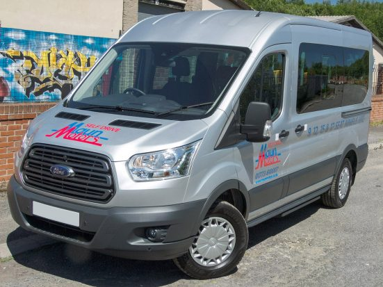 Ford Transit 12 Seat Minibus - with logo_HIRE_03
