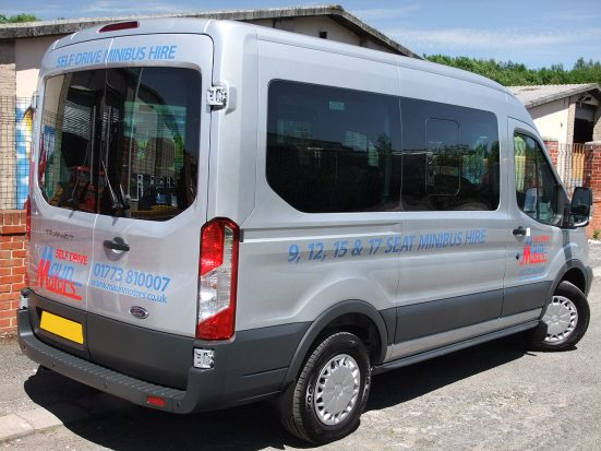 Ford Transit 12 Seat Minibus - with logo_HIRE_26