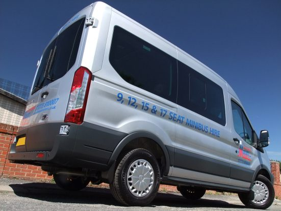 Ford Transit 12 Seat Minibus - with logo_HIRE_29