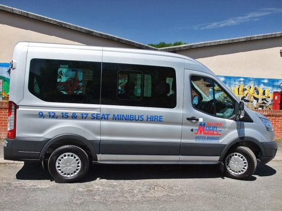 Ford Transit 12 Seat Minibus - with logo_HIRE_30