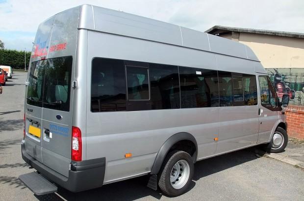 Ford Transit 17 Seat Minibus Rental 08