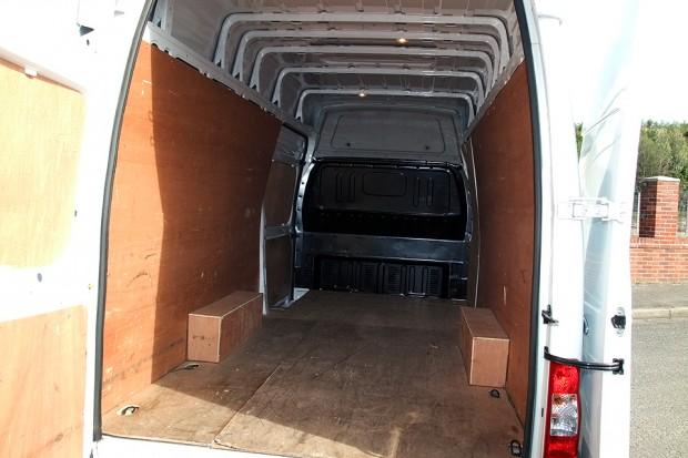 Ford Transit Jumbo Panel Van Rental 03