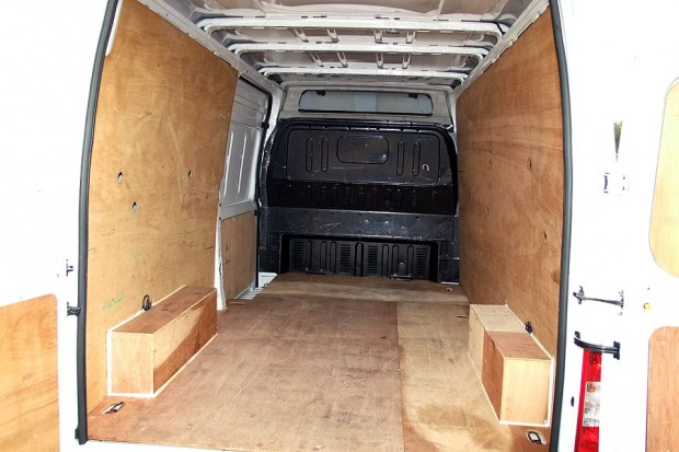 Ford Transit LWB Medium Roof Panel Van Rental 04