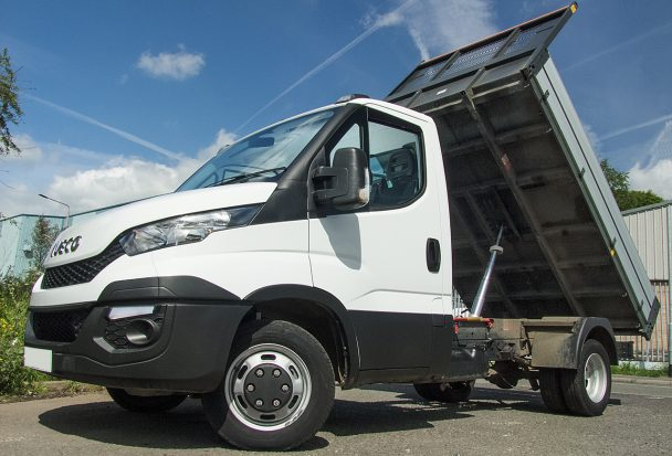 Iveco Daily Tipper - 2016 - + Logo_HIRE_07