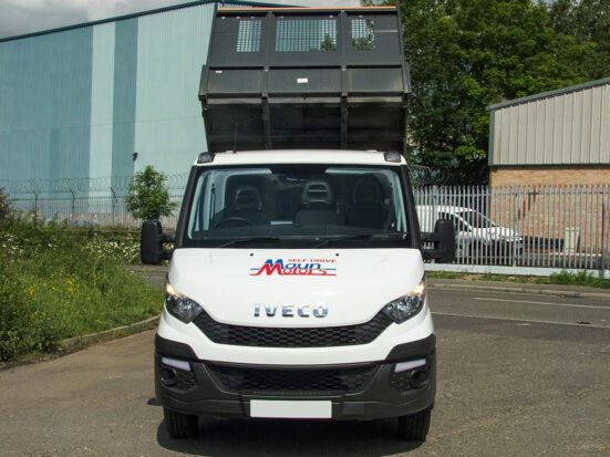 Iveco Daily Tipper - 2016 - + Logo_HIRE_09