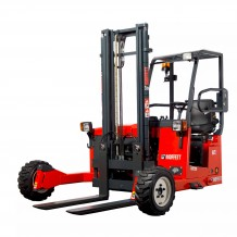Moffett Forklift Rental - M4 Lorry Mounted Fork Lift Truck Hire from Maun Motors Self Drive - Moffett Mounty hire