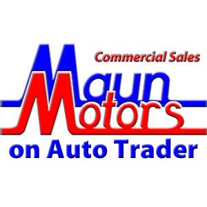 Maun Motors Sales Vehicles on Vantrader.co.uk