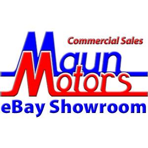 Maun Motors eBay Motors Showroom