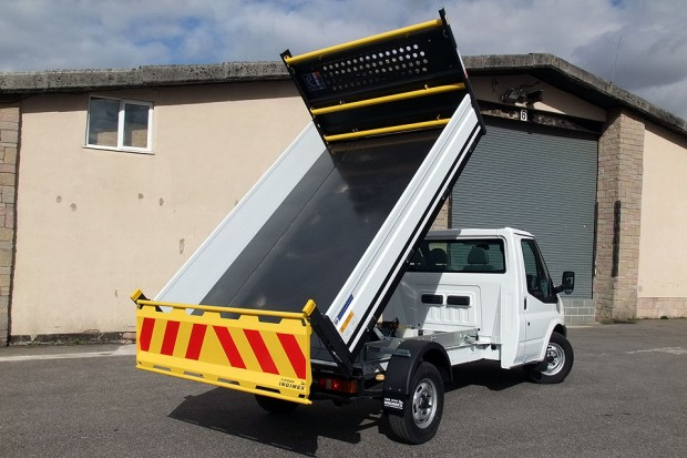 Ford Transit Tipper Leasing