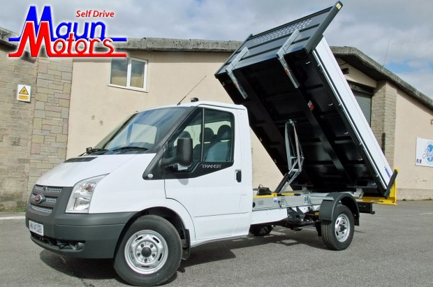 Tipper Rental Ford Transit