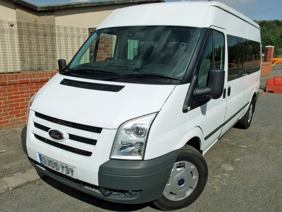 Transit 15 Seat Minibus 02