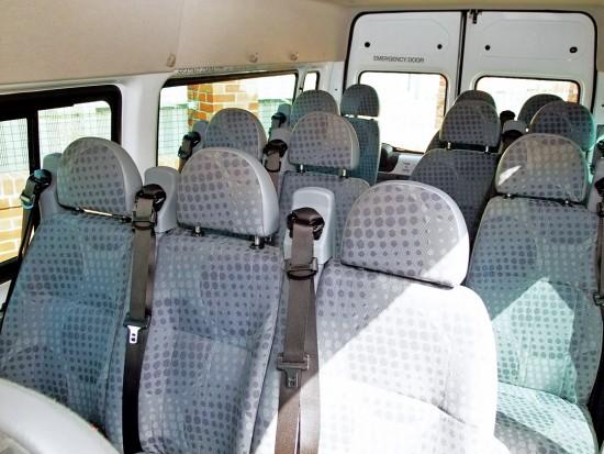 Transit 15 Seat Minibus 03