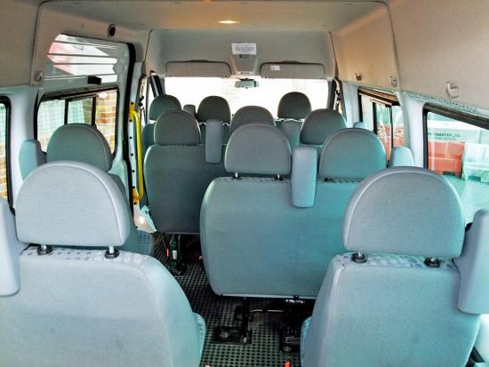 Transit 15 Seat Minibus 04